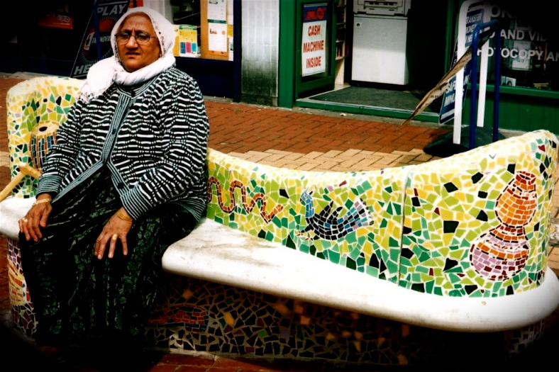 'memory' bench