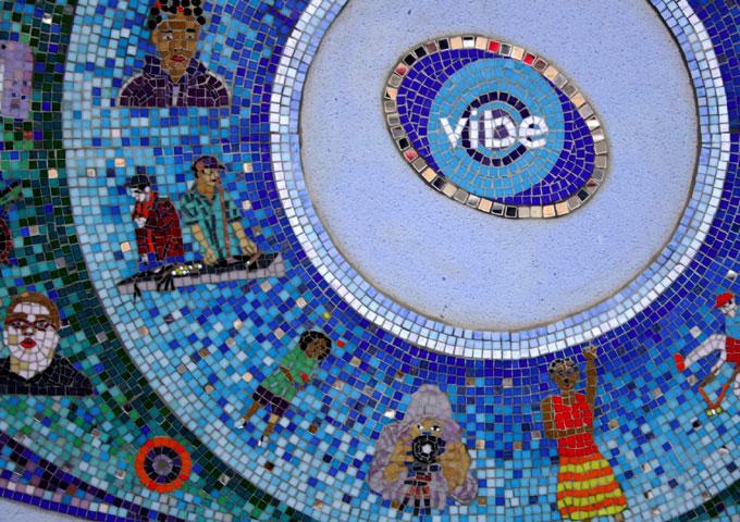 Vibe Centre Mural