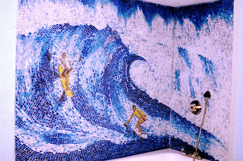 surf wall